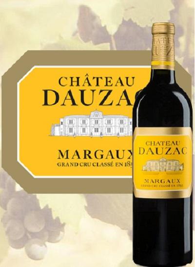 Château Dauzac Margaux (Grand Cru Classé)