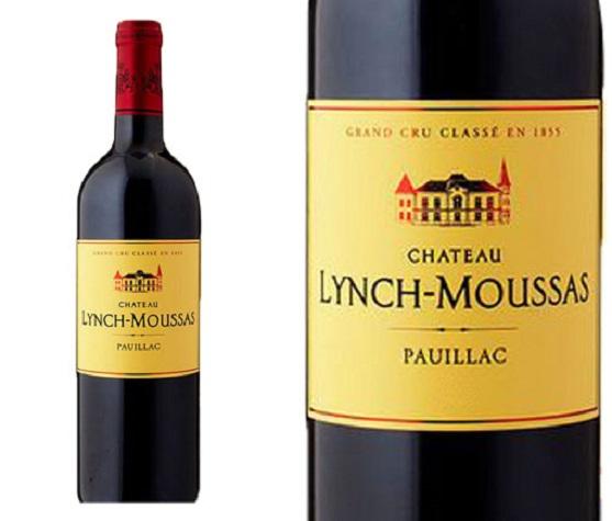 Château Lynch-Moussas (Grand Cru Classé)