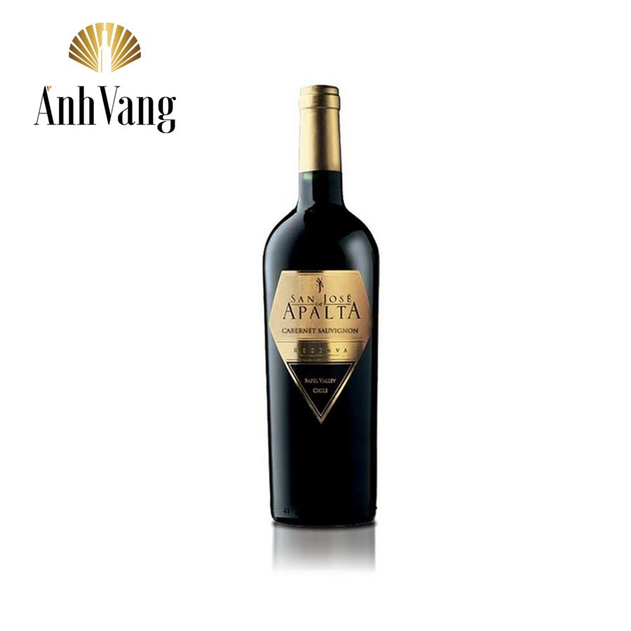 Sanjose de apalta - Dòng rượu vang Chile giá rẻ nổi tiếng