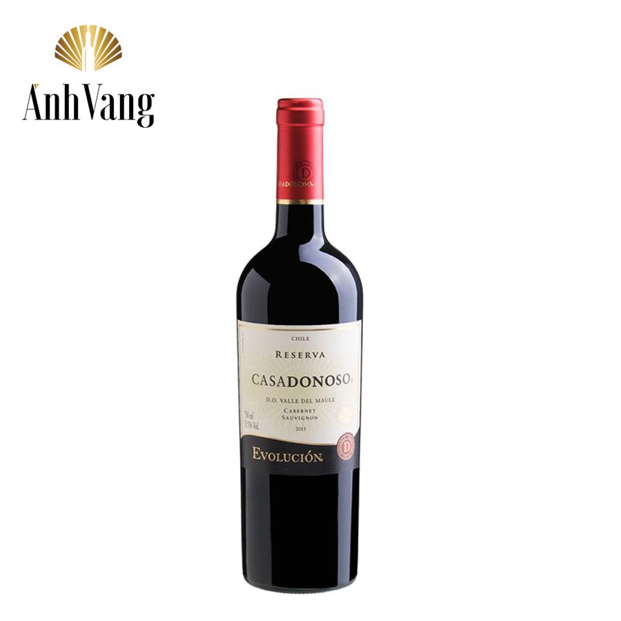 3 dòng rượu vang Chile Casadonoso giá rẻ bạn nên thử
