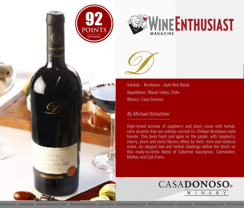 Các loại rượu vang Chile ngon hảo hạng bạn nên thử