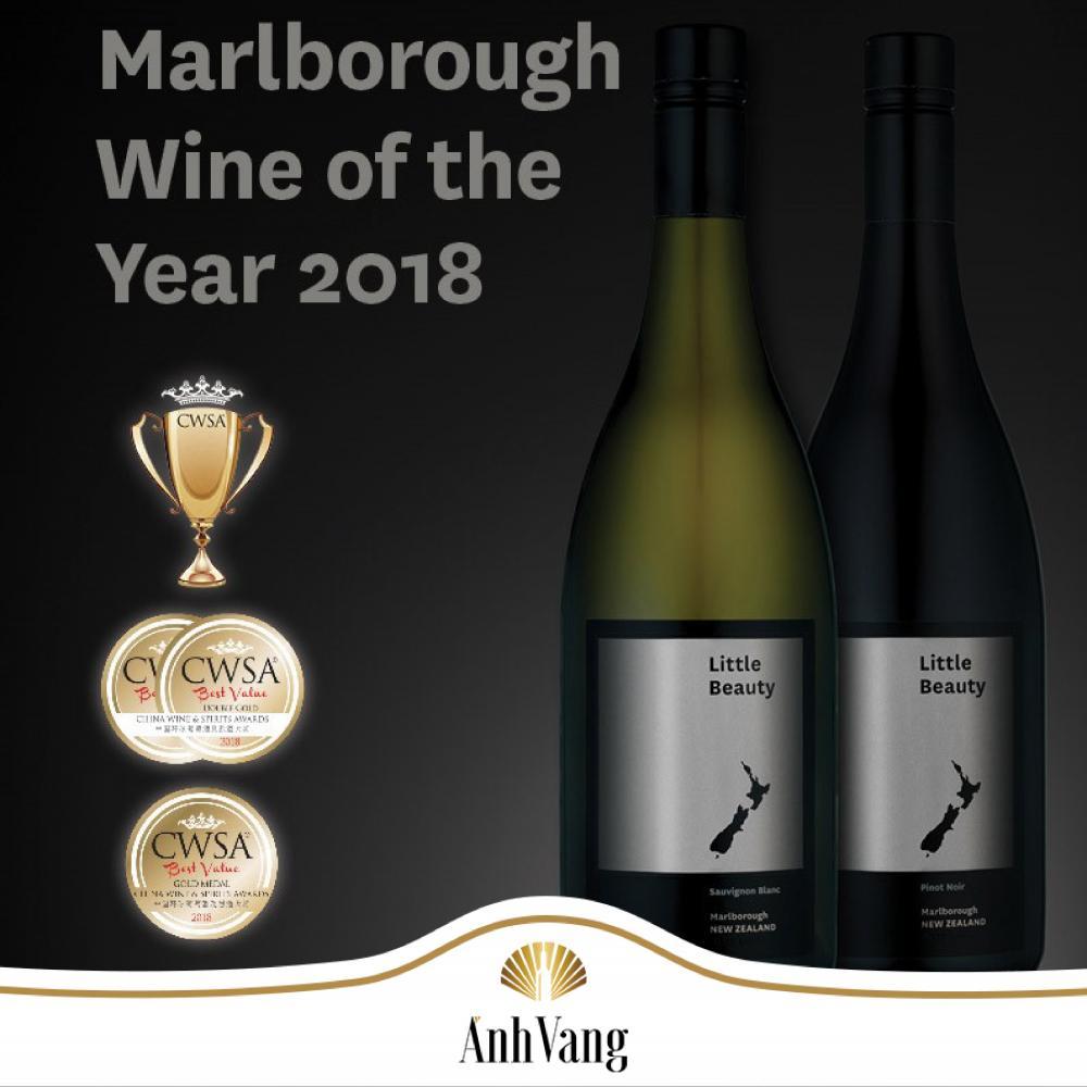 Uống gì với giá rượu vang New Zealand dưới 1 triệu?