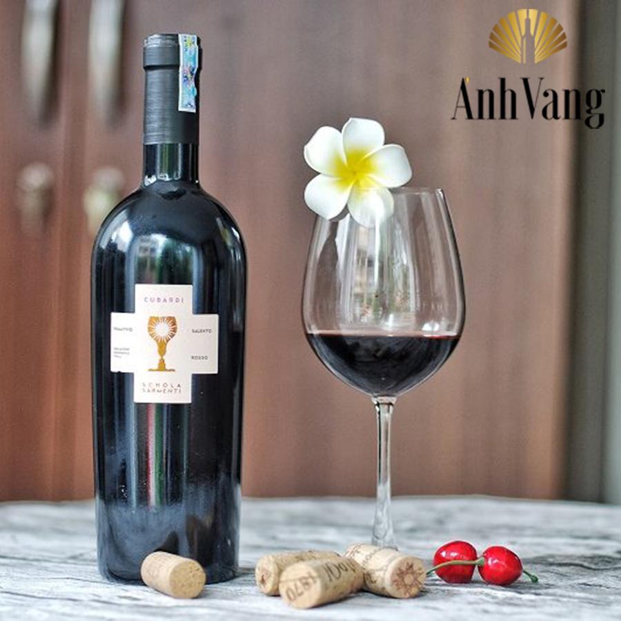 5 loại rượu vang Ý nhập khẩu bậc nhất thế giới